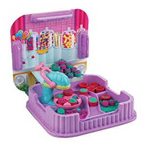 Moon Sand Sweet Delights Candy Factory Playset