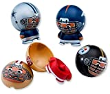 New England Patriots NFL Vending Buildable Mini FIG Figure Open-build-play Cake Topper at Amazon.com