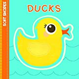 Soft-Shapes-Ducks-Baby's-First-Book-+-Puzzle