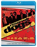 Cover art for  Reservoir Dogs (15th Anniversary Edition) [Blu-ray]