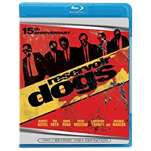 Reservoir Dogs (15th Anniversary Edition) [Blu-ray]