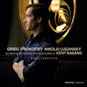 Grieg: Piano Concerto in A minor; Prokofiev: Piano Concerto No.3 in C major (Nikolai Lugansky)