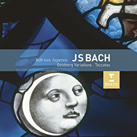Bach : Toccatas & Goldberg Variations
