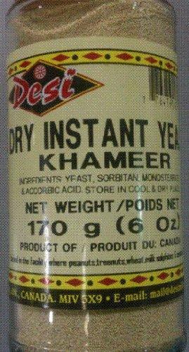 Dry Instant Yeast (Khameer) 170gram