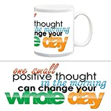 TIA Creation Amazing Morning Quote Gift Mug, Best for Everyday Gifts