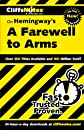 CliffsNotes on Heminway's A Farewell to Arms