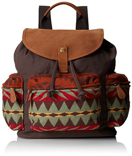Pendleton Men's Multnomah Backpack, Rust, One Size
