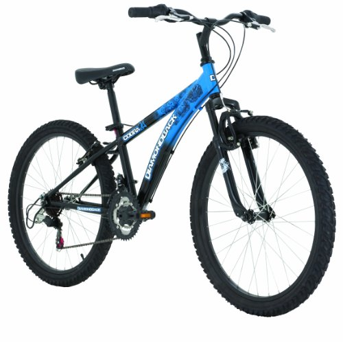 Diamondback Cobra 24 Jr Boys Mountain Bike (2011 Model, 24-Inch Wheels)
