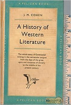 Western literature essay