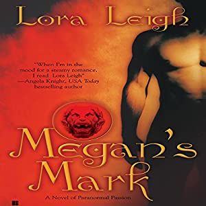 Megan's Mark Audiobook