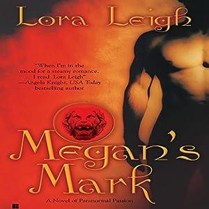 Megan's Mark Audiobook