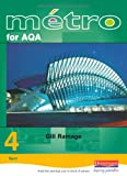 Metro 4 for AQA Foundation Student Book (0435372807) by Ramage, Gill
