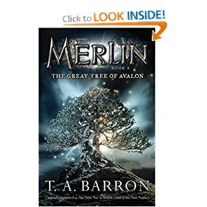 The Great Tree of Avalon: Book 9 (Merlin) by T. A. Barron