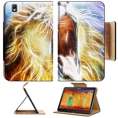 samsung-galaxy-tab-pro-84-tablet-flip-case-lion-fractal-abstract-cosmical-background-image-35819501-