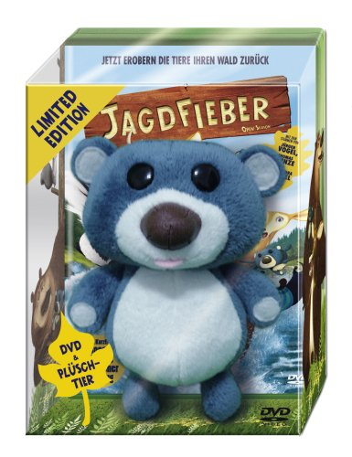 Jagdfieber (inkl. Plüschtier) [Limited Edition]