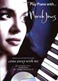 Partition : Jones Norah Play Piano With + Cd
