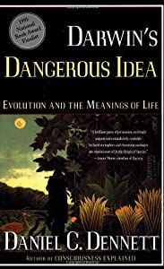"Cover of ""Darwin's Dangerous Idea: Evolut..."