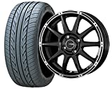 15インチ 1本セット タイヤ&ホイール ハンコック(HANKOOK) VENTUS V8RS H424 165/50R15 ウェッズ