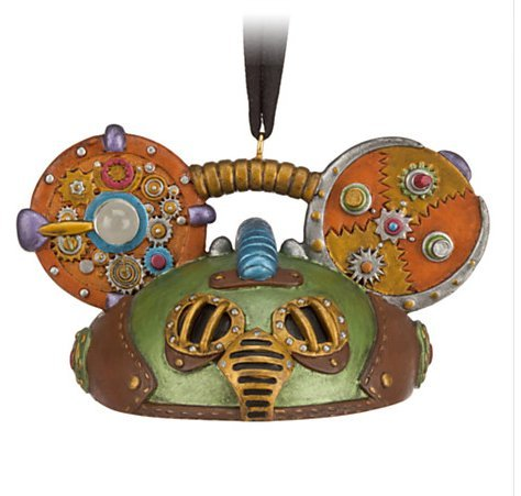 Steampunk Ear Hat Limited Edition Ornament