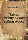 Tables for buying and selling stocks