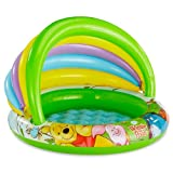 Intex 57424NP - Disney's Winnie the Pooh Baby Pool, 102 x 69 cm
