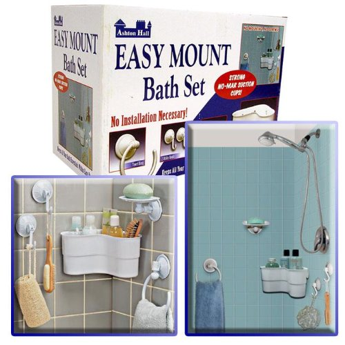 Shower Bath Set