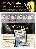 Munchkin Quest Portal Kombat Card Game