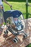 Diseño con forma de corona Corazón de León® carrito se vende por separado se activa al pulsar el de la silla de a carrito de paseo rejilla para carrito de bebé con forma de carrito de fotos de bebé de amortiguación para asiento de funda protectora co