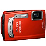 Olympus Tough TG-320 ( 14.5 MP,4 x Optical Zoom,2.7 -inch LCD )