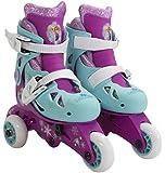 Frozen Convertible 2-In-1 Kids Skate, Junior Size 6-9