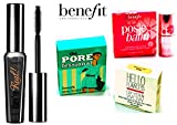 Benefit They're Real Mascara + 1 Free Deluxe Miniature (Hello Flawless, Posiebalm or Porefessional) worth £6.
