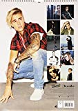 The Official Justin Bieber 2016 A3 Calendar (Calendar 2016)