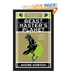 Beast Master's Planet by Andre Norton