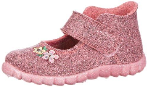 Superfit  Happy,  Scarpe da ginnastica alte bambina, Rosa (Pink (barbie kombi 57)), 22