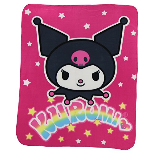 Kids Favorite Character Fleece Blanket - Kurumi - 1