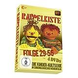 """Rappelkiste - Folge 29-56 [4 DVDs]von """"Diverse Schauspieler"""""""