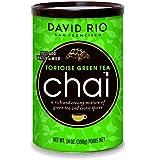David Rio Consumer Chai Vert Tortue Verte, 1 Paquet (1 X 398 G)