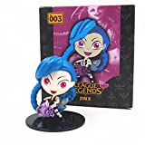 LOL League of Legends Figure The Loose Cannon - Jinx 10CM New in Box by ED [並行輸入品]