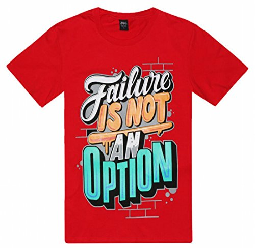 Tm Mens Hip Hop Graffiti Cotton Short Sleeve Casual Pullover T-Shirt Xl Red