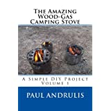 51k%2BO npOOL. SL160 OU01 SS160  The Amazing Wood Gas Camping Stove (A Simple DIY Project) (Kindle Edition)