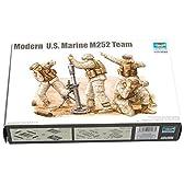1/35 アメリカ海兵隊M252迫撃砲チーム (00423)