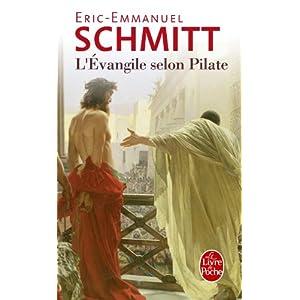 L'Evangile selon Pilate : Suivi du Journal d'un roman volé