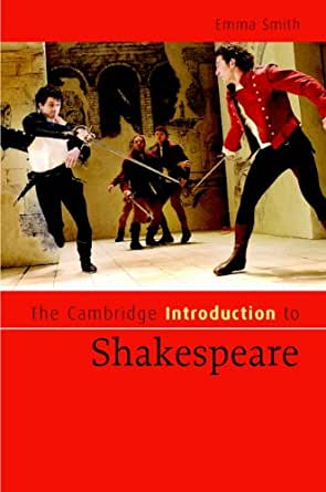Amazon.com: The Cambridge Introduction to Shakespeare (Cambridge