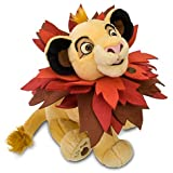 Disney Exclusive The Lion King SIMBA Plush 12 H - Limited Edition of 3500