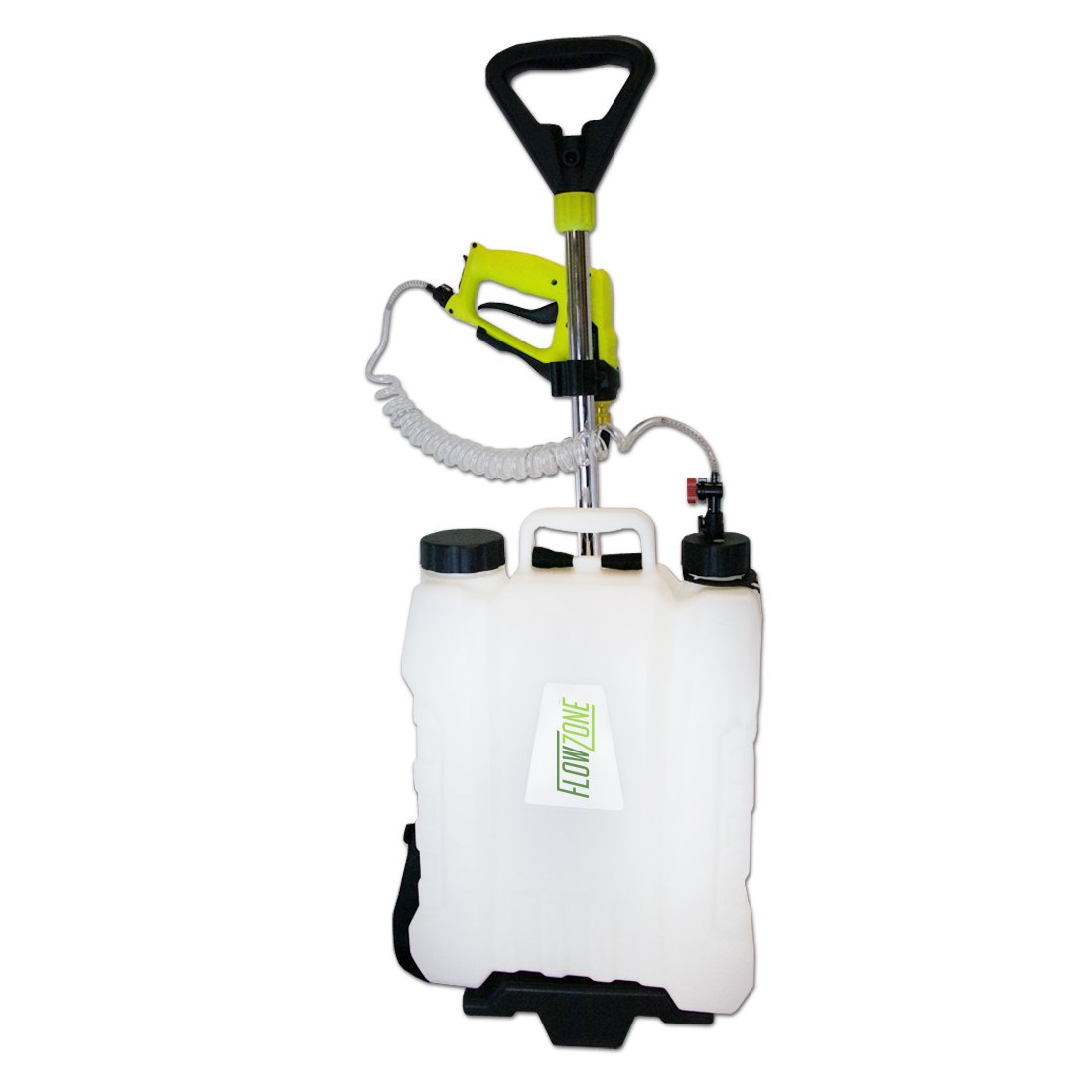 how to clean a backpack sprayer