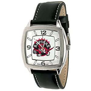 NBA Mens NBA-RET-TOR Retro Series Toronto Raptors Watch by Game Time