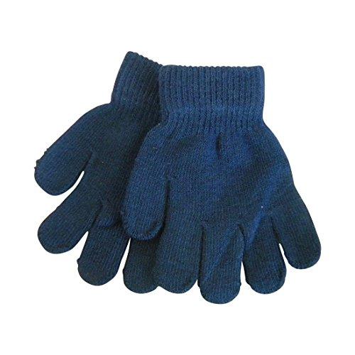 Navy  (Child Blue Gloves)