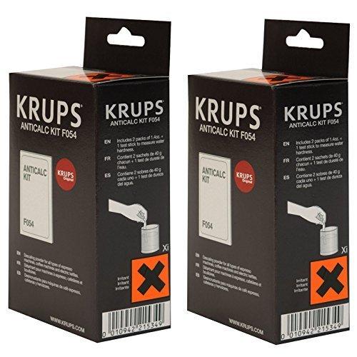 Krups F054001B anticalcare, disincrostante, Anti-polvere