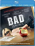 Bad Teacher [Blu-ray] [2011] [US Import]