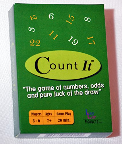Count It Card Game (Sept. 2014)